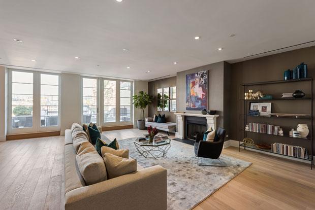Discover 87 Leonard Street Apartment in Tribeca by TSNY