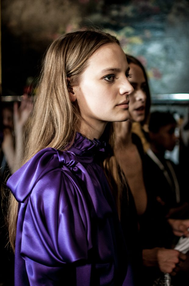 PFW: Go Backstage at Redemption FW17.18