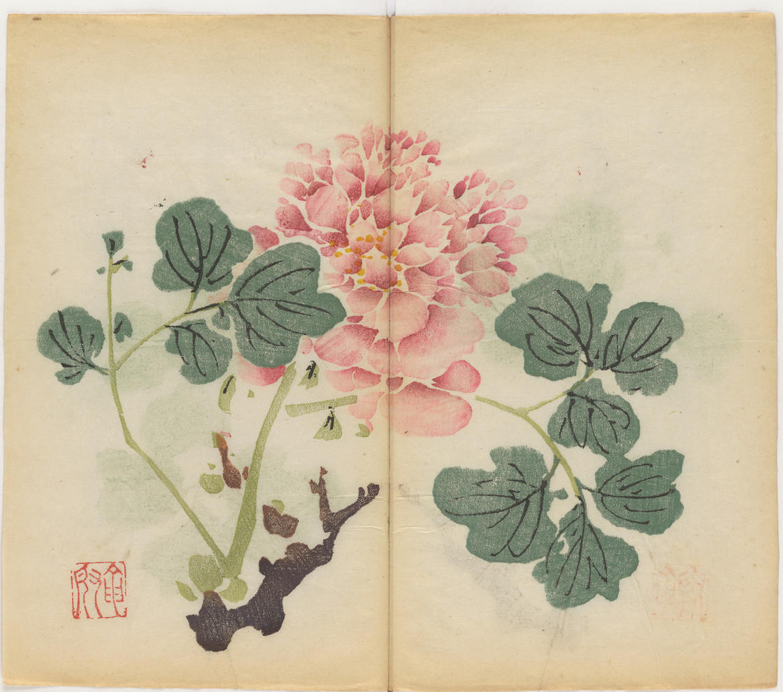 The oldest color printed book in the world is simply beautiful