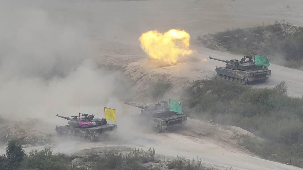 Основной боевой танк K2 Black Panther