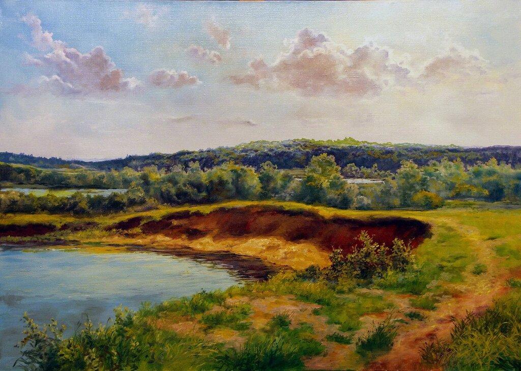 Красоту земли моей и россии