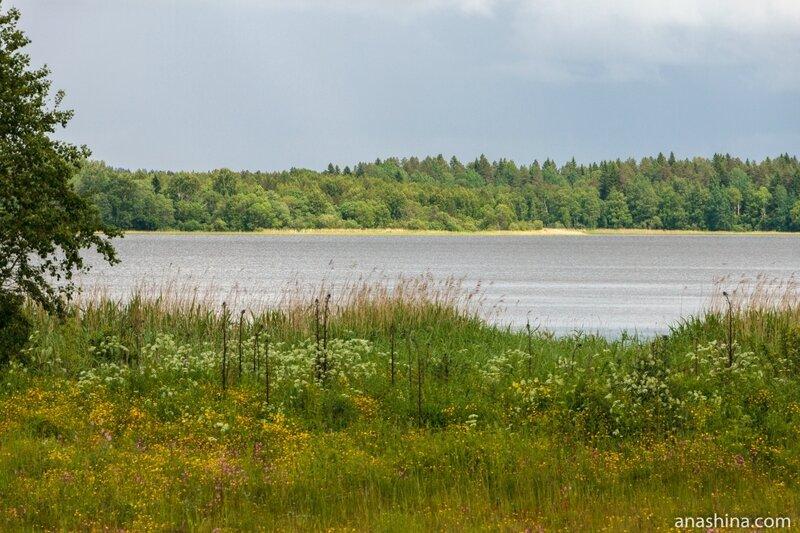 Озеро Иткольское