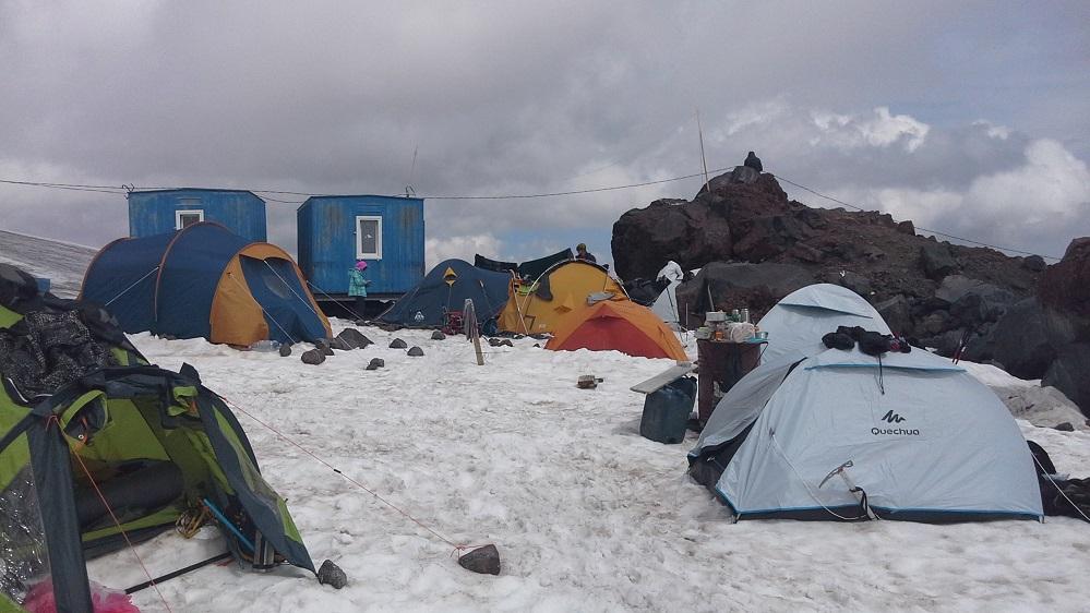 Взойти на Эльбрус с юга (август 2016 и 2017)