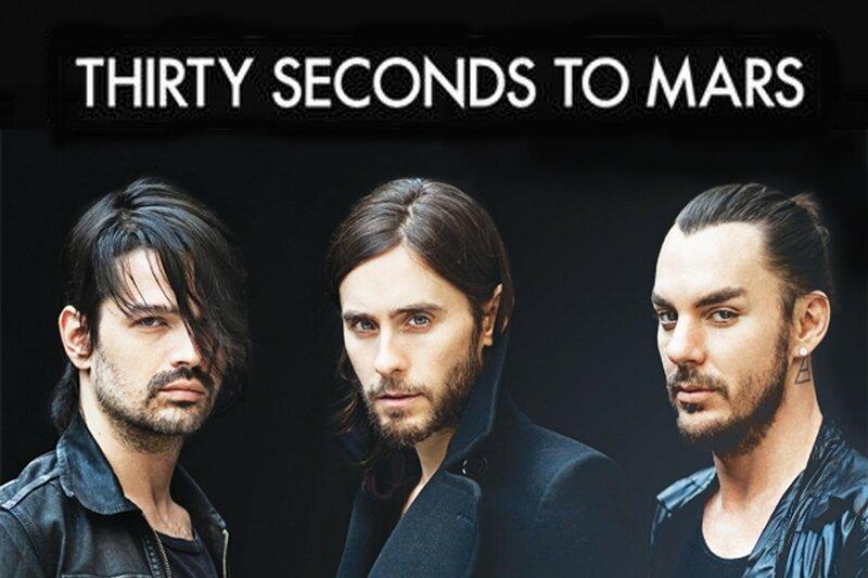 группа 30 seconds to mars картинки