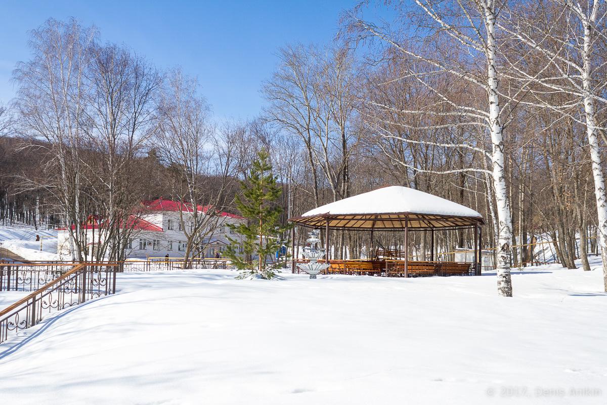 социально-оздоровительный центр пещера монаха хвалынск зима фото 14