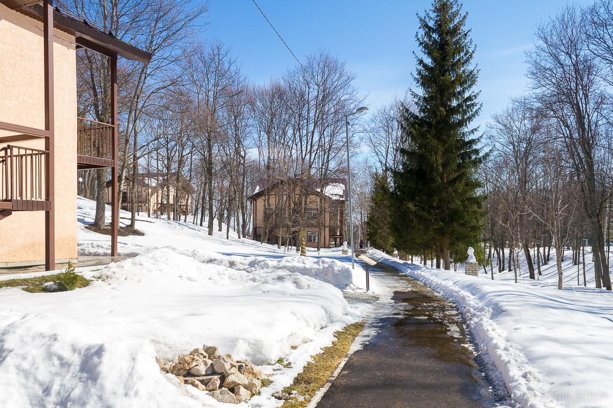 социально-оздоровительный центр пещера монаха хвалынск зима фото 15