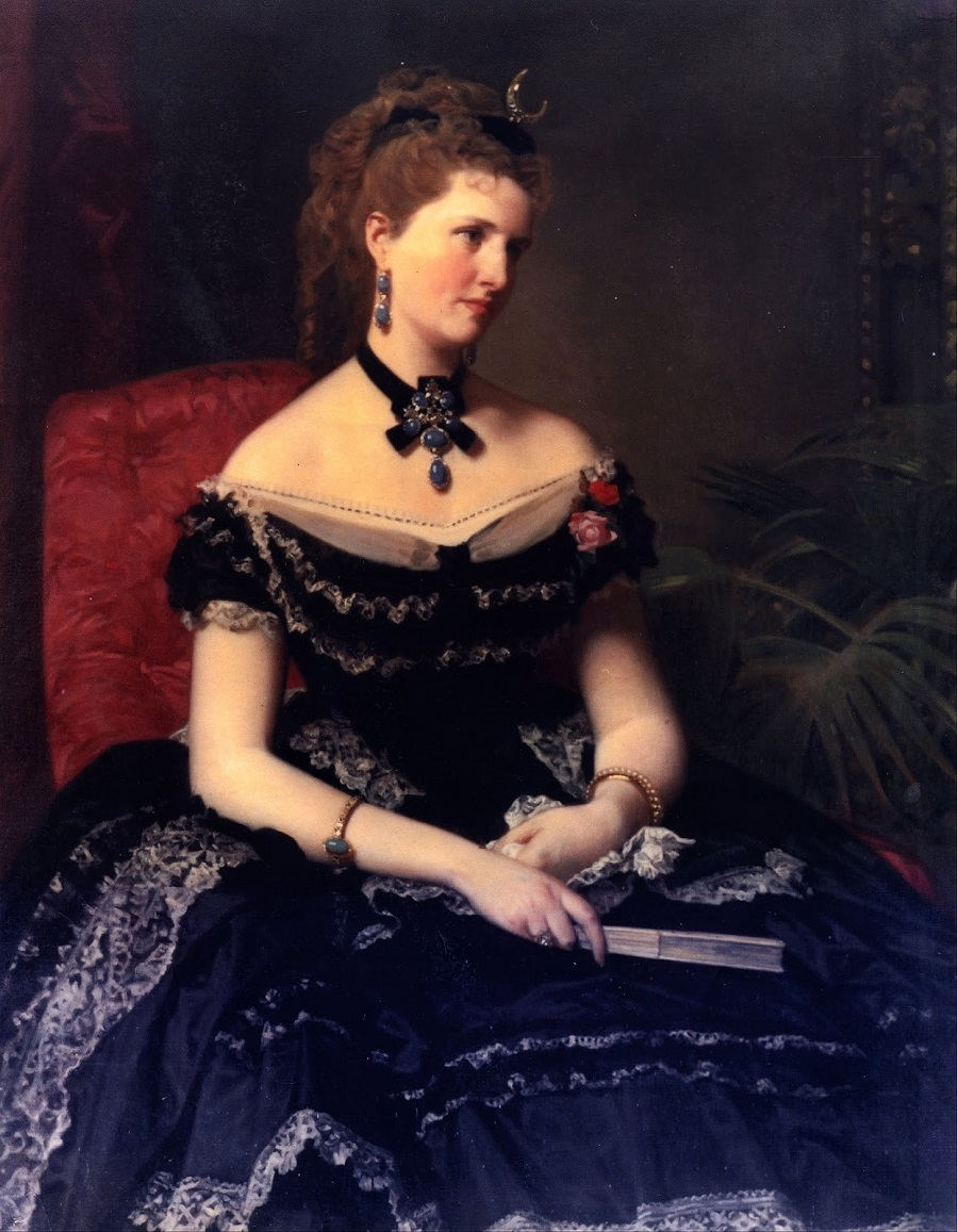 1875_Матильда де Агилера-и-Гамбоа (Matilde de Aguilera y Gamboa, Lady of Fontagud)_х.,м._Мадрид, музей Серральбо.jpg