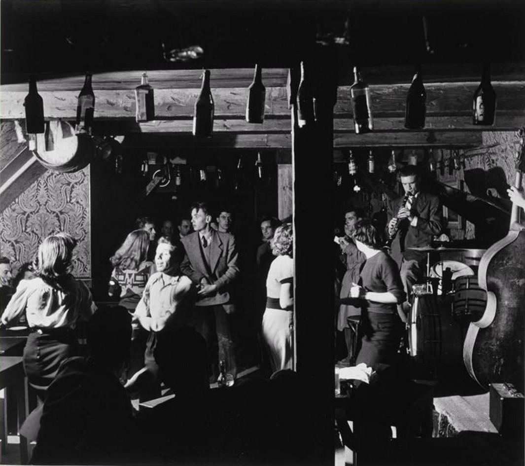 1949. Клуб Сен-Жермен