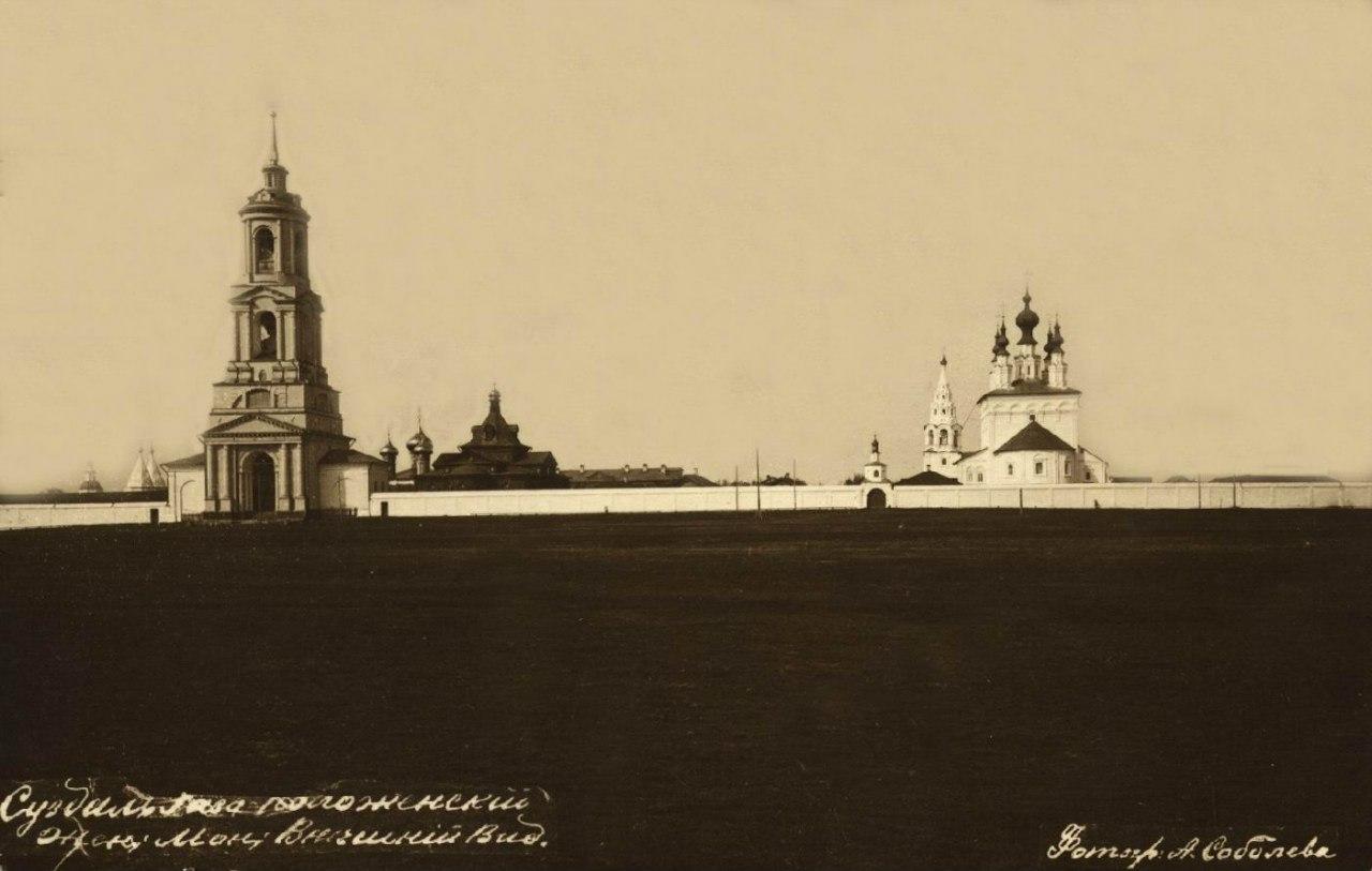 Ризоположенский женский монастырь. Внешний вид