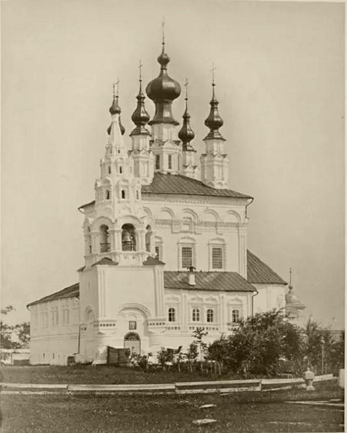 Троицкая церковь Преподобенского монастыря