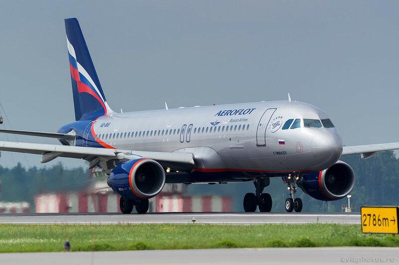 Airbus A320-214 (VQ-BIU) Аэрофлот 289_D802080