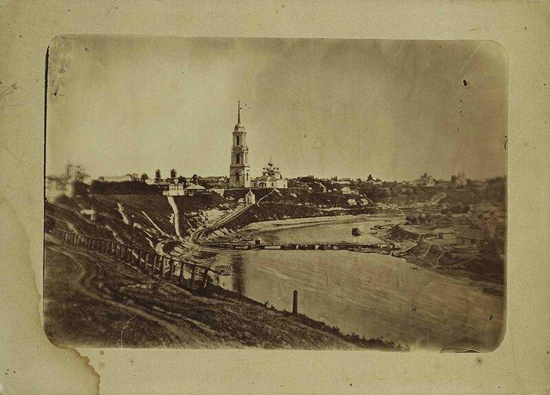 1881 Ржев. Фотограф Красницкий. 5 февраля 1881 года. Собственность М. Рубцова.jpg