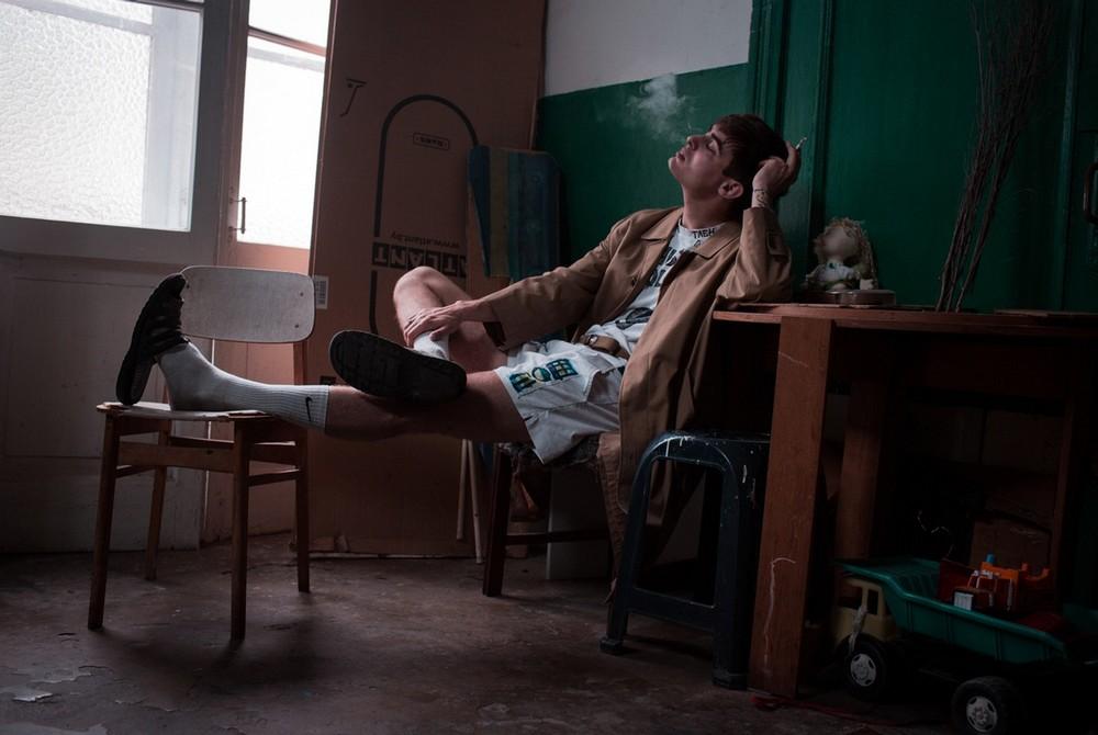 Портфолио Андрея Сербина: Обнаженные в толпе