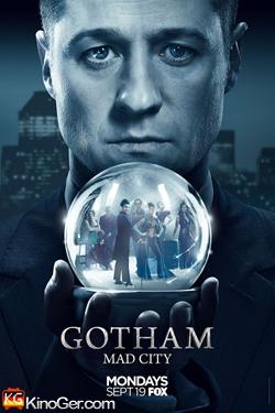 Gotham - Staffel 01-04 (2014)