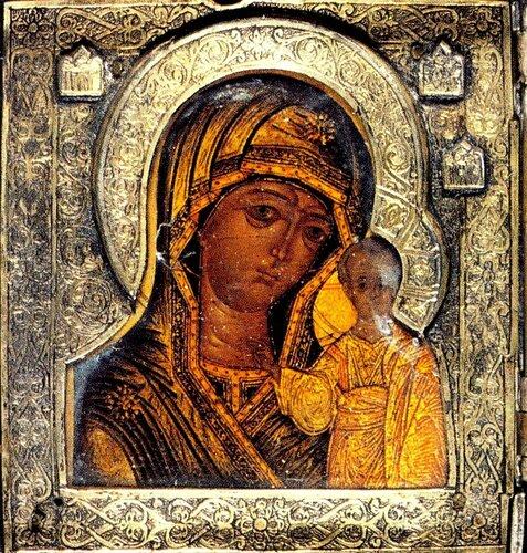 21 ИЮЛЯ - ДЕНЬ ОБРЕТЕНИЯ КАЗАНСКОЙ ИКОНЫ БОЖИЕЙ МАТЕРИ.