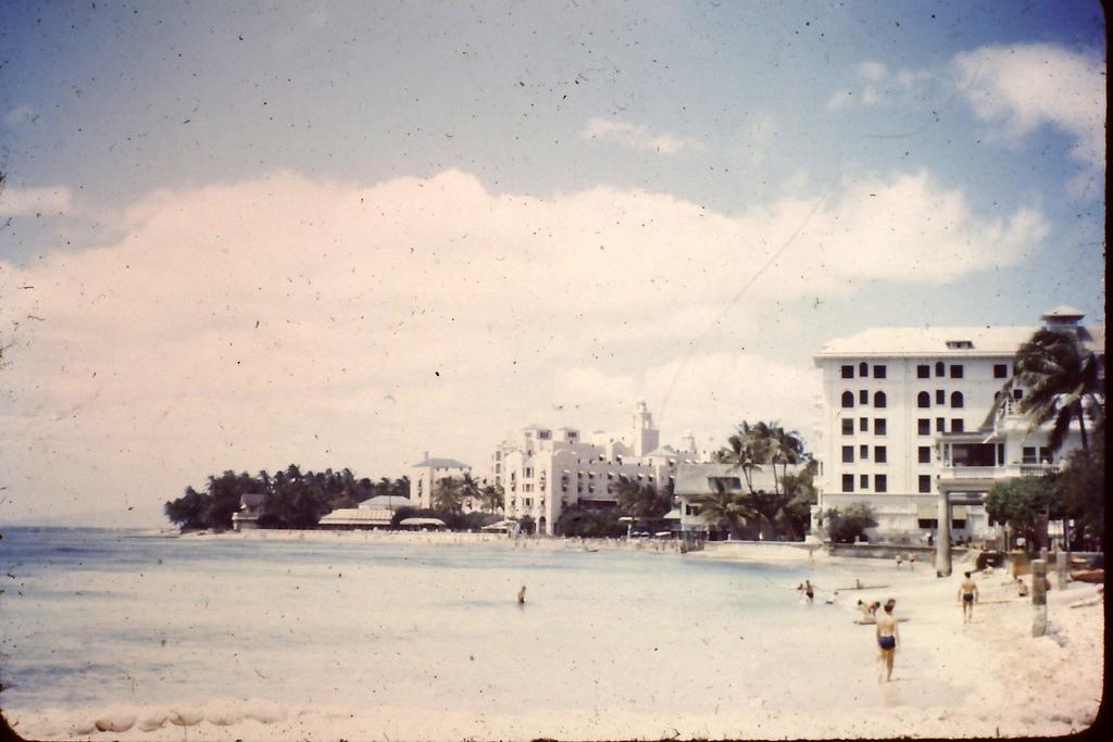 Гавайи в 1945 году
