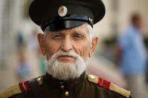 Вечная тебе память и Царствие Небесное казачьему старейшине Николаю Петровичу Илюшкину!