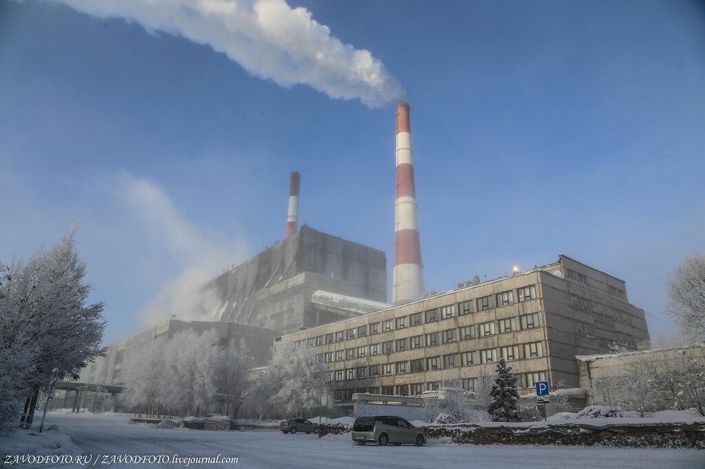 Энергетическое сердце Южной Якутии