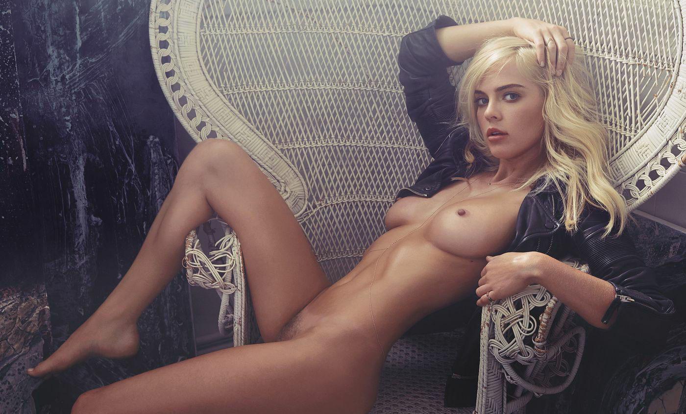 Rachel Harris для Red Hot Muse Magazine