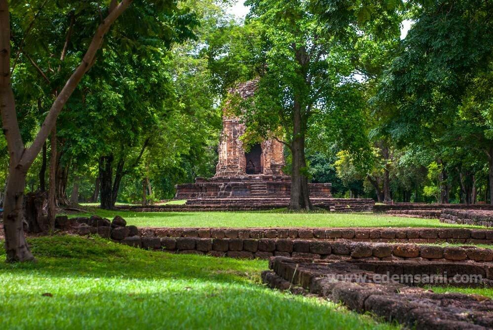 Исторический парк Ситхеп Таиланд