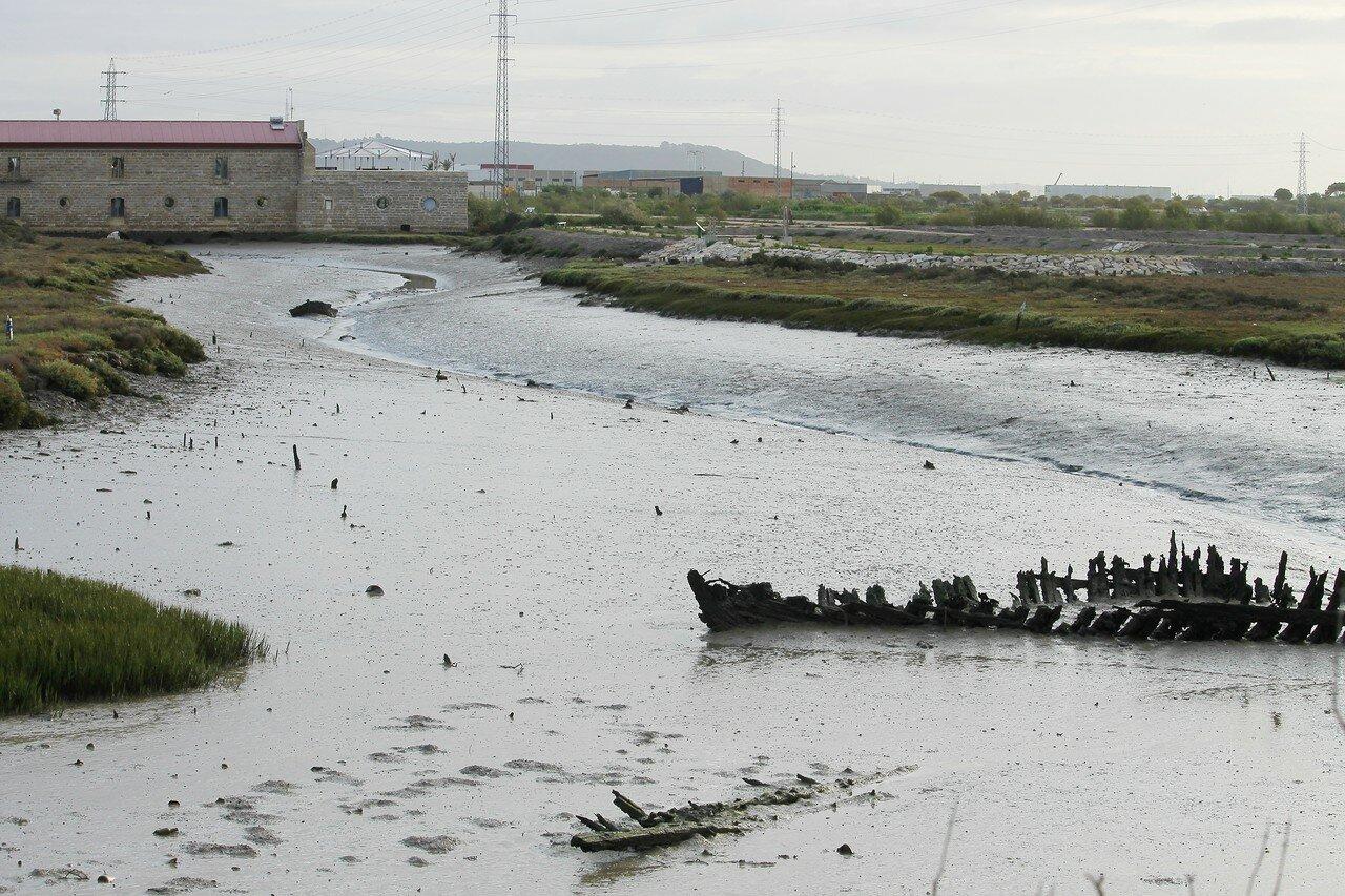 Salina de la Tapa, El Puerto de Santa María