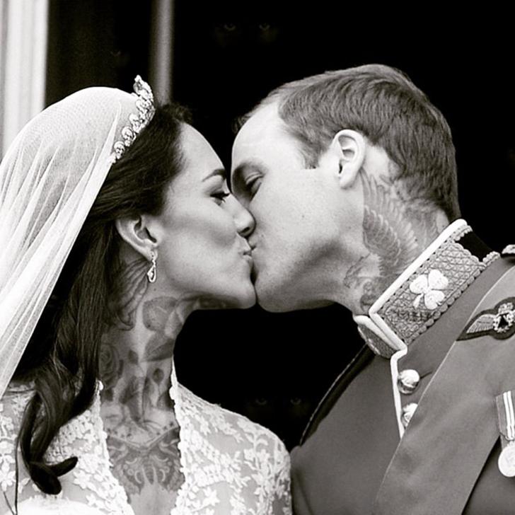 Свадьба принца Уильяма и Кейт Миддлтон. Весьма!