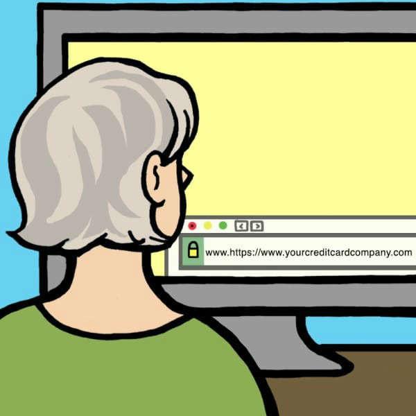 Самый лучший способ проверить тот или иной сайт на уровень безопасности — посмотреть на адрес. Если