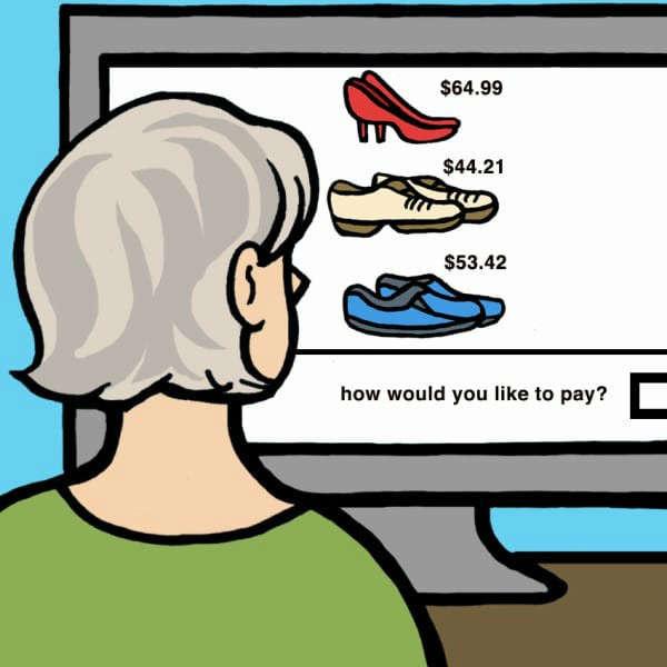 Оказывается, что для интернет-покупок лучше использовать кредитную карточку, а не дебетовую. Разница