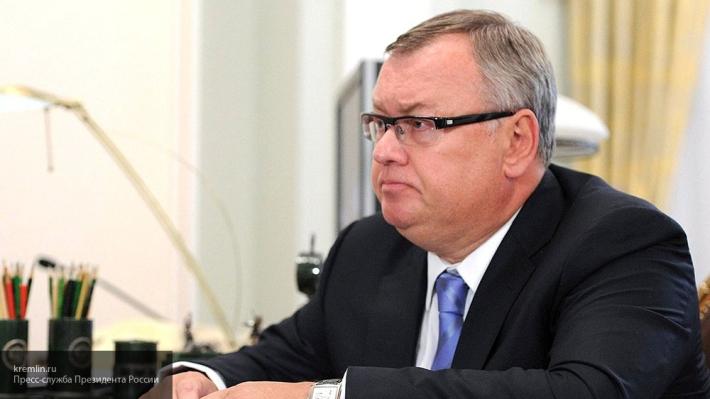 Действующий курс рубля недооценен— руководитель ВТБ