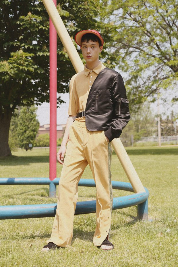3.Paradis Spring Summer 2018 Menswear Collection
