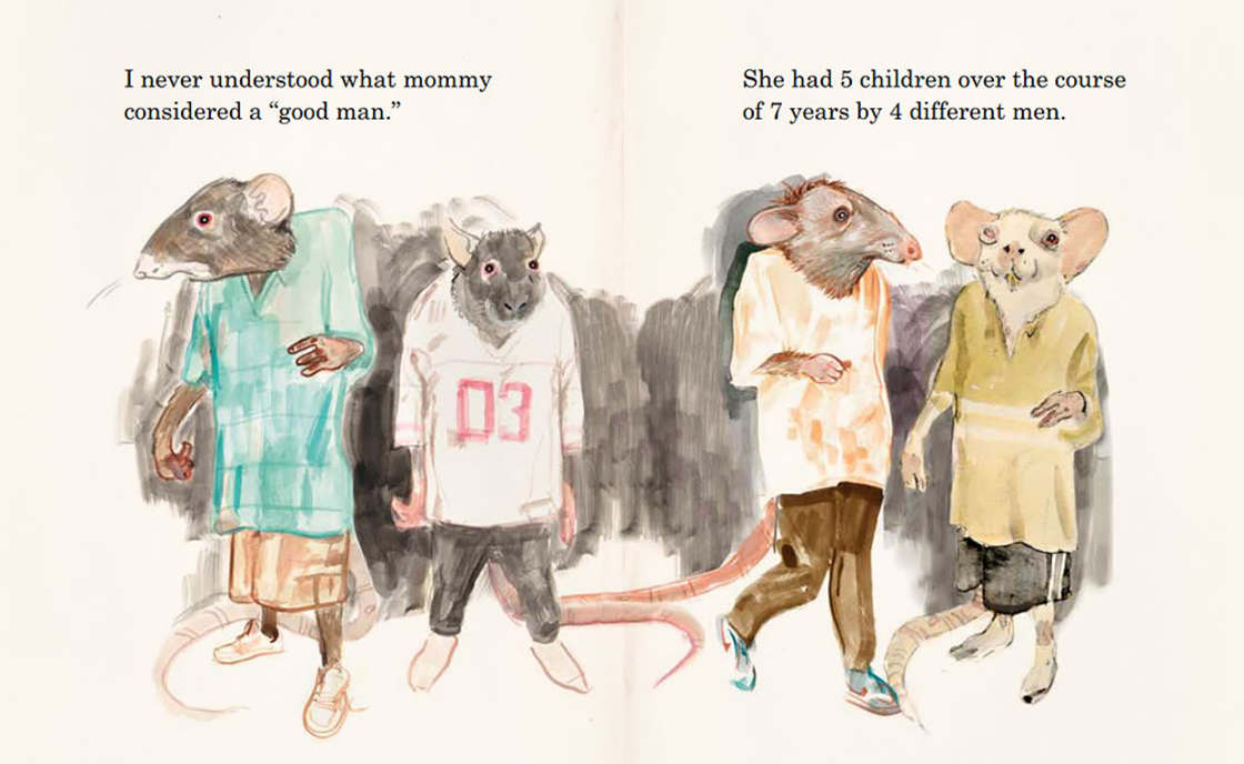This fake children's book tells the tragic stories of real children