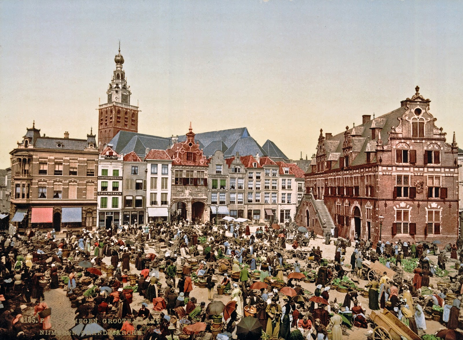 The great market, Nijmegen, Holland, ca. 1890-1900.jpg