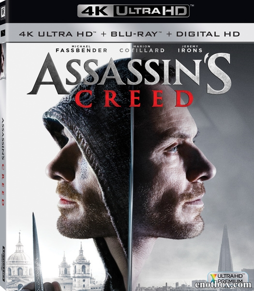Кредо убийцы / Assassin's Creed (2016/BD-Remux/BDRip/HDRip/3D)