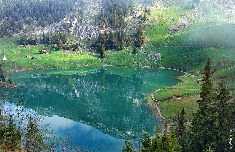 озеро светлое, озеро чистое...