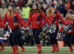 2016 NFL Cheerleaders: Best of Divisional Round