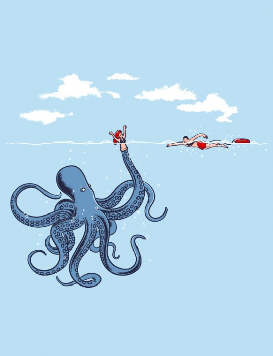 Cool T-Shirt Designs by Chow Hon Lam