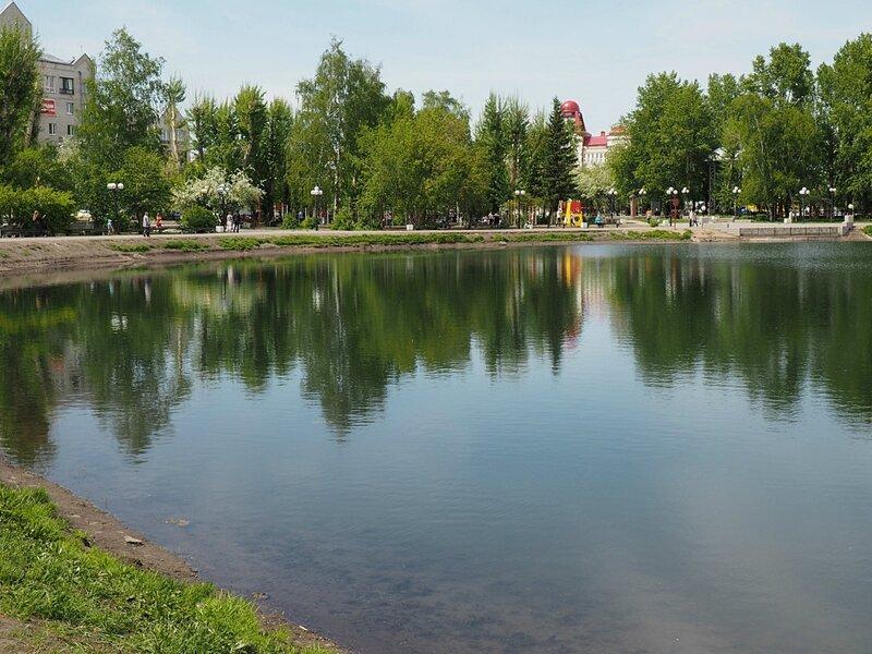 Томск – Белое озеро (Tomsk - White Lake)