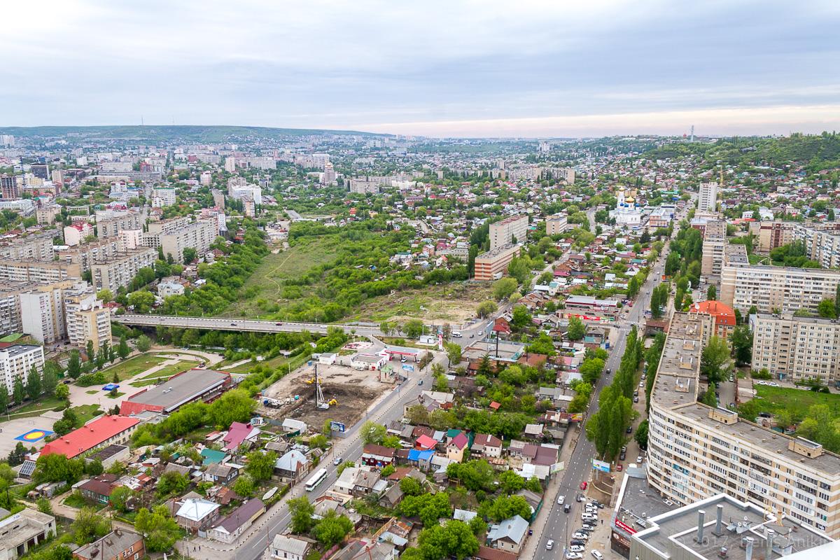 Вид на Саратов с Volga Sky фото 3
