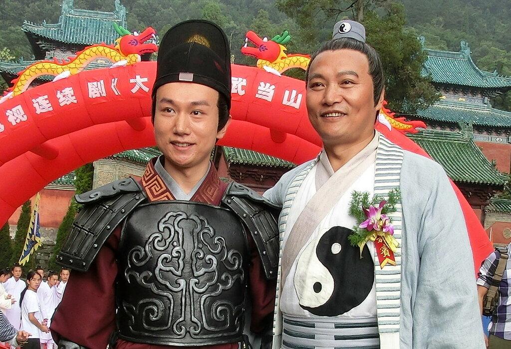 Исторические костюмы Китая