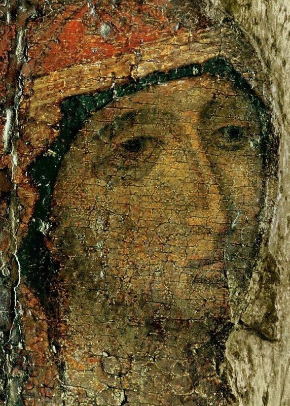 Боголюбская икона Божией Матери,