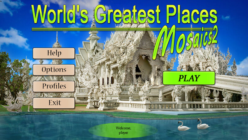 Worlds Greatest Places Mosaics 2