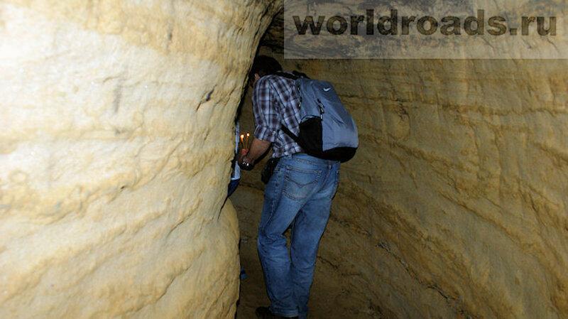 Подземный монастырь