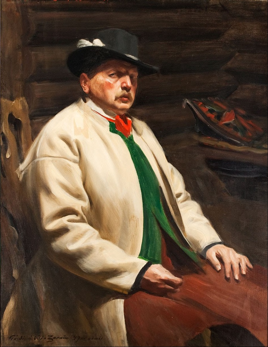 1907_Автопортре (Self-Portrait)_118 х 88_х.,м._Мальмё, Музей искусств.jpg