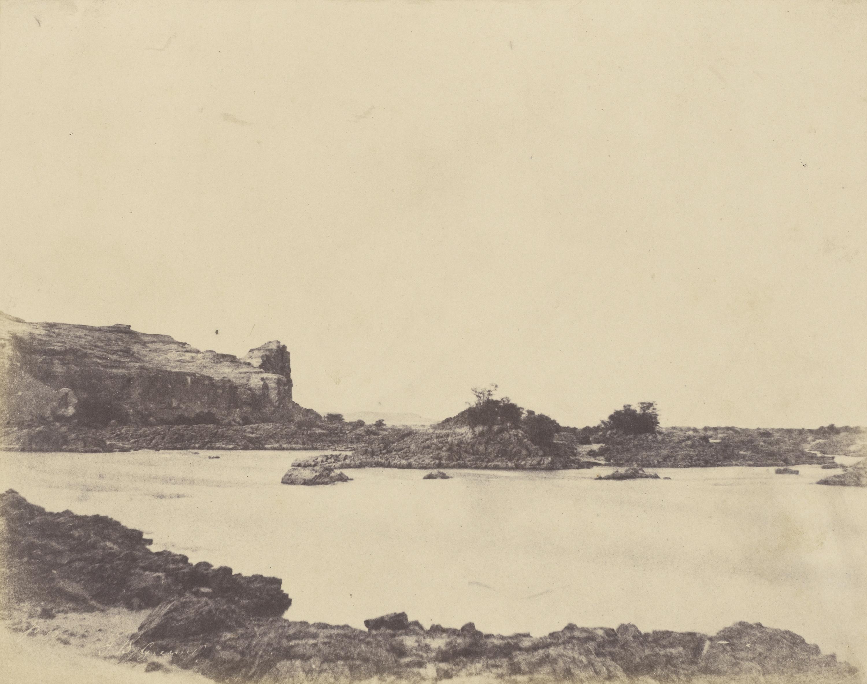 Второй речной порог на Ниле