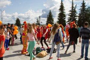 город,Нижний Тагил,праздник,фестиваль рыжих