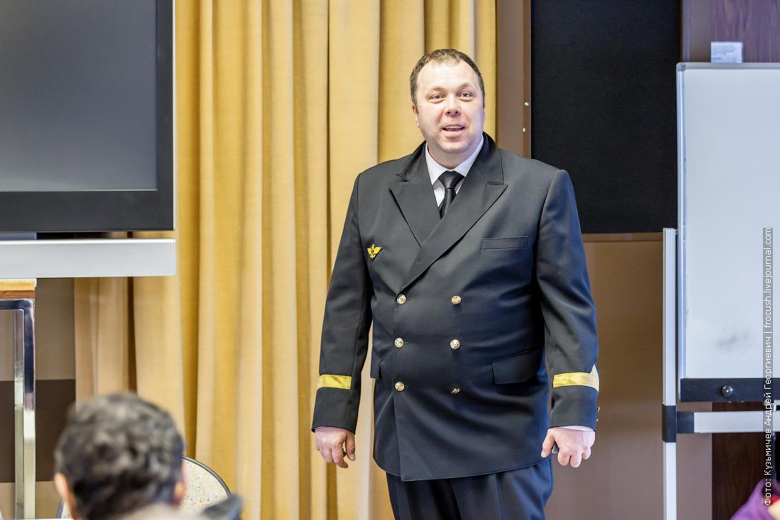 Владислав Викторович Хасиков, программный директор компании «Мостурфлот»