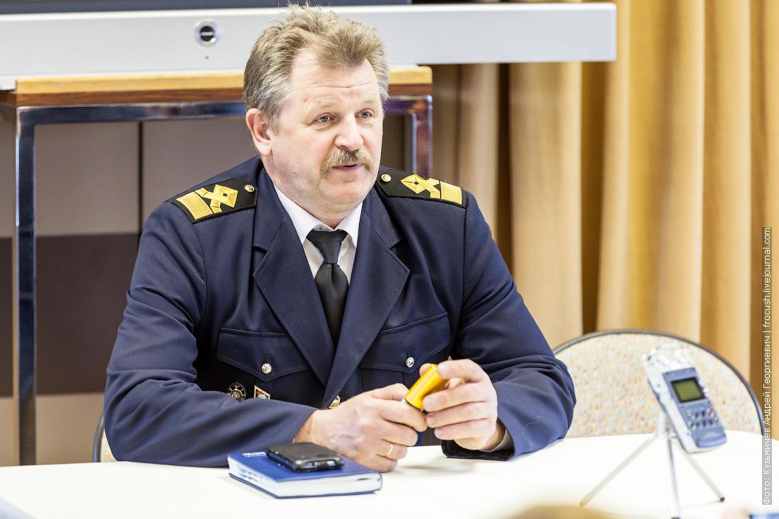 Пичугин Андрей Анатольевич, заместитель генерального директора по флоту