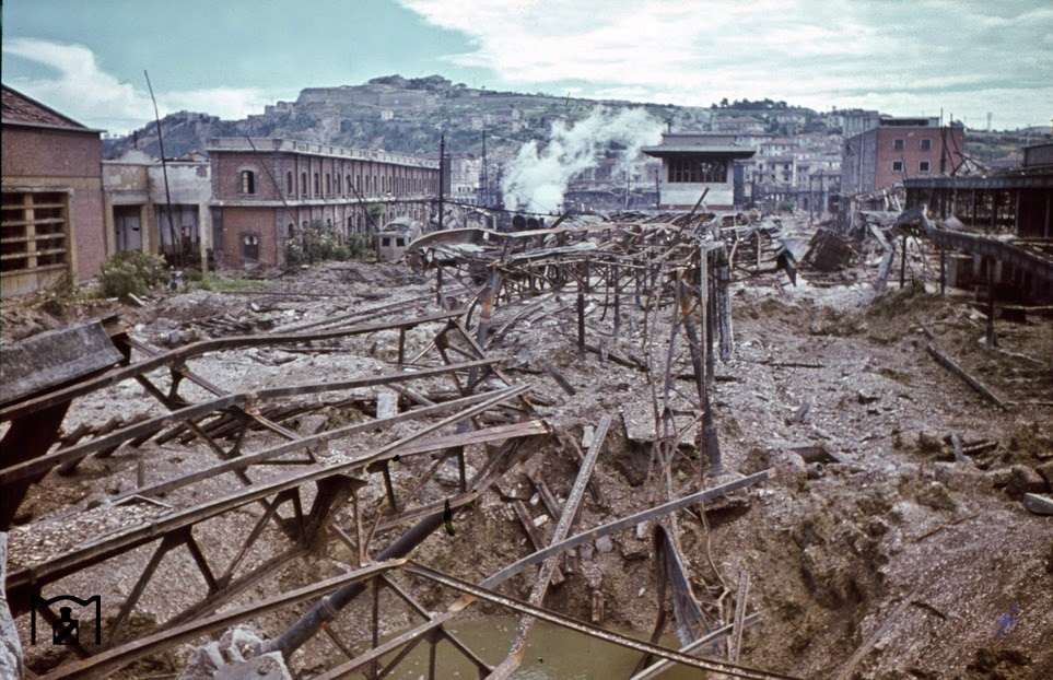 Much has been not much left Ancona Train Station after an Allied air raid.jpg