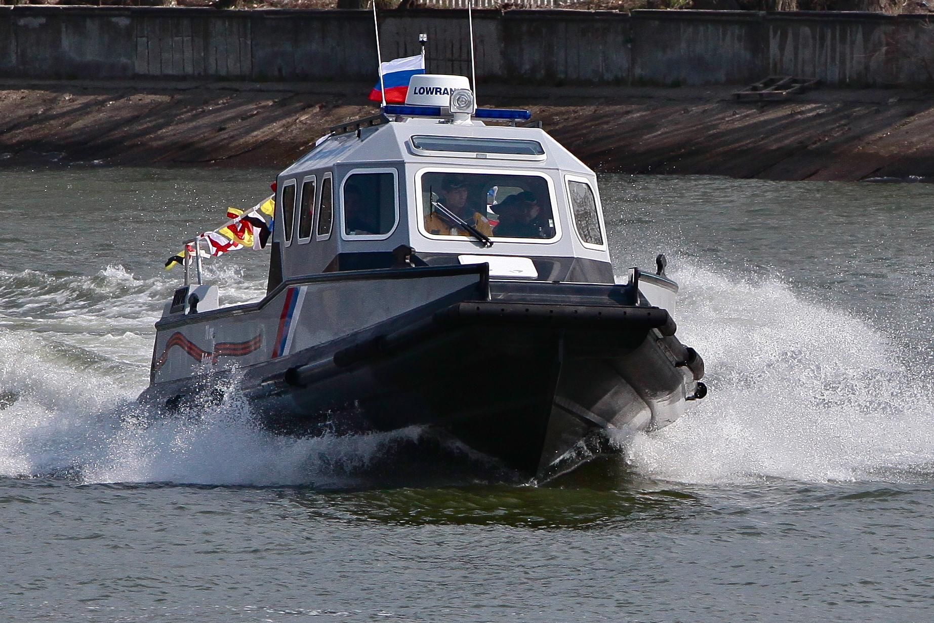 Сверхпластичные катера  «РИФ»