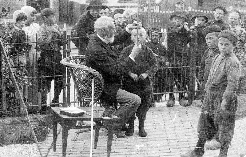 Удивительные исторические фотографии